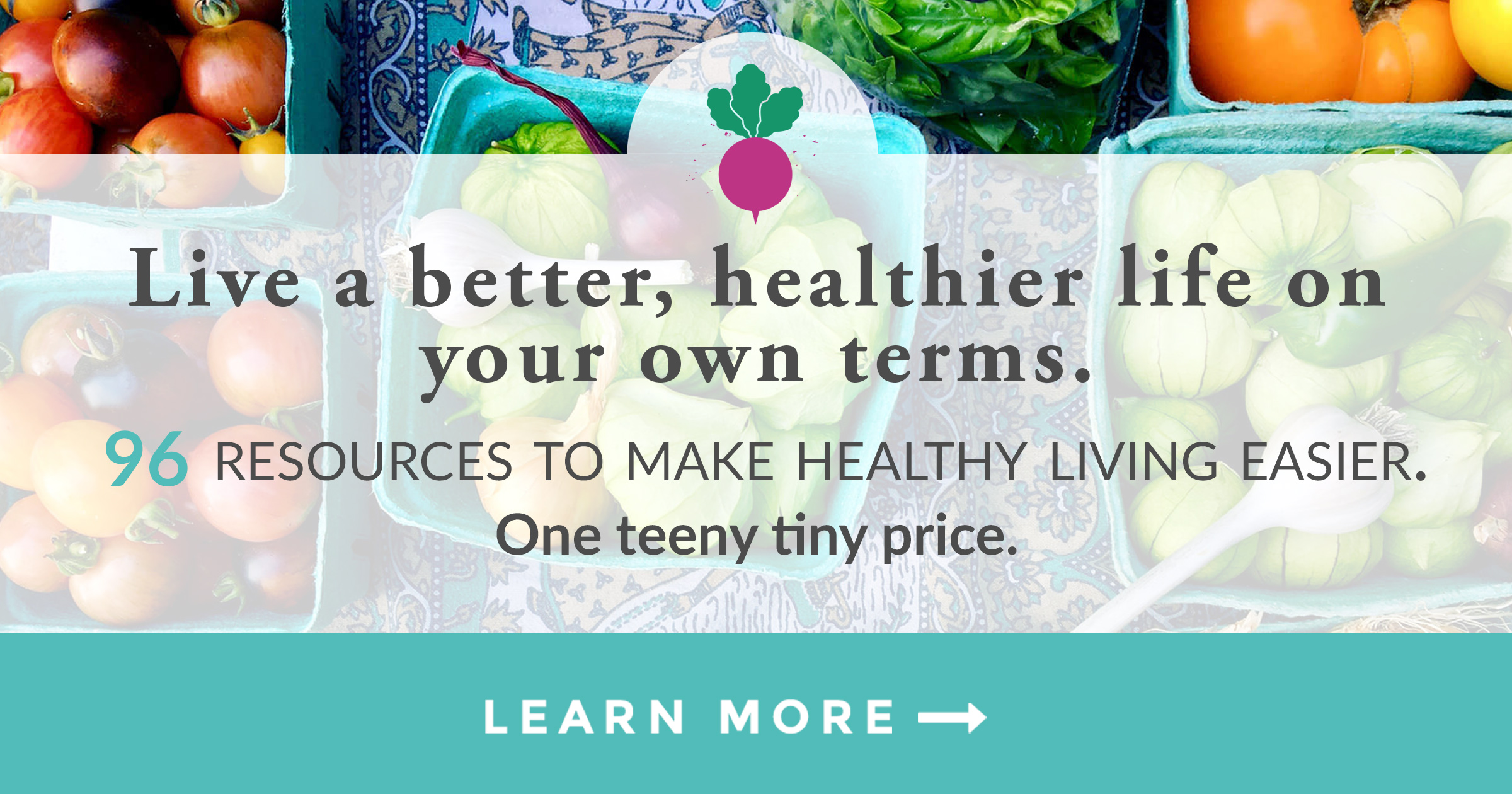 Ultimate Healthy Living Bundle