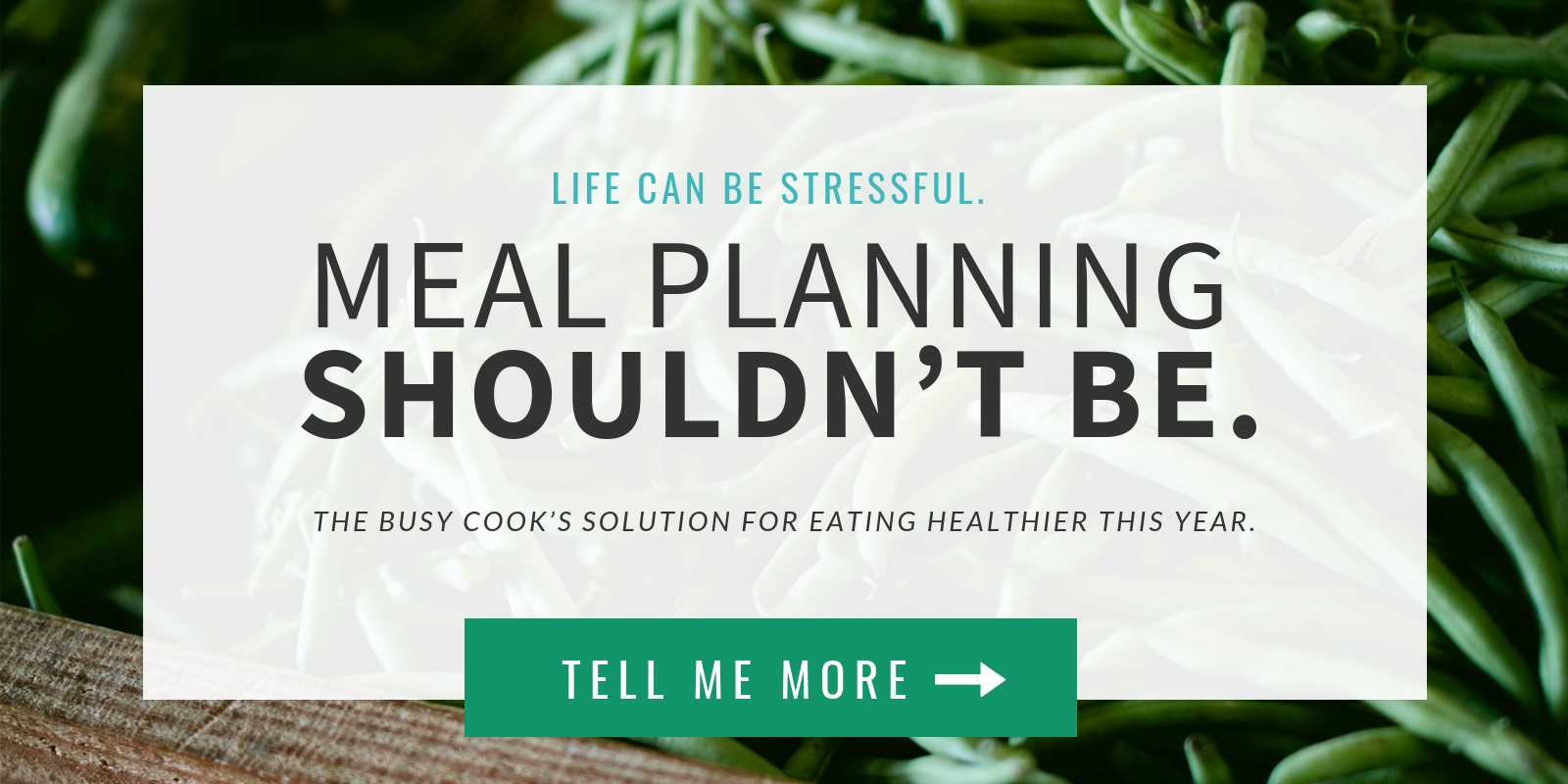Healthy Meal Planning Bundle 2019