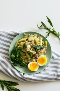 Clean eating egg dish
